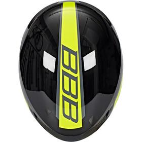 BBB Tithon BHE-08 Casco, glossy black/neon yellow
